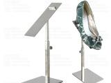 广州金属鞋架厂供应不锈钢鞋架 精品鞋架 鞋子陈列展架 多款供选