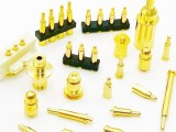 東莞景誠實業 定制pogopin連接器 彈簧頂針 天線頂針