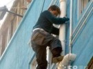 北海专业高空维修安装外墙水管