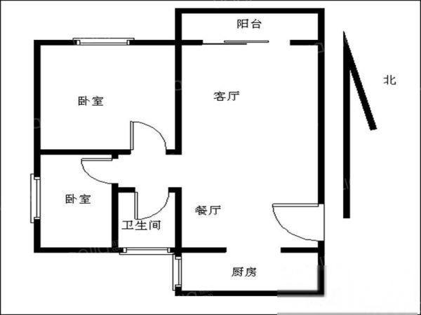 锦绣花园南区 精装修三房 出入方便门口就是公交 家电齐可入住