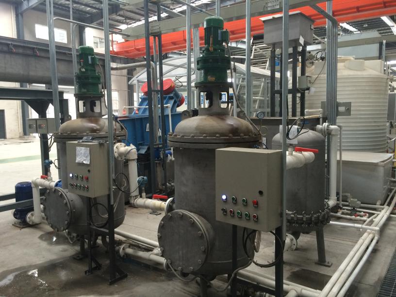 贵州工业循环水过滤器