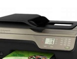 惠普彩色打印機4合1帶傳真帶輸稿器