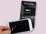 2014工厂热销手机贴饰品 1元以下广告小礼品硅胶随意贴