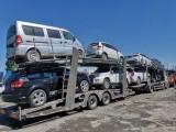 新疆喀什到巴中汽車轎車托運公司 限時速運私家車托運托運轎車