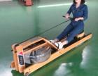 山东水阻划船机有氧运动器材 无极变速双层水箱可直立节省空间
