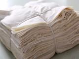 全新全棉本白内销擦机布工业抹布吸水吸油不掉毛