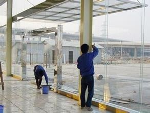 淄川天晟 专业擦玻璃 保洁 打扫卫生 清洗油烟机