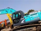 常州二手挖掘机直销沃尔沃210 240神钢200 260等