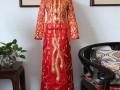 卿佩华服秀禾手工刺绣中式嫁衣高级旗袍定制厂家直销