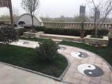 承接庭院景观绿化设计施工 风水鱼池 假山凉亭 廊架