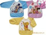 品质保证 供应迪士尼3色反穿衣 卡通宝宝反穿衣