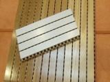 泉州鼓房槽木吸音板 槽孔吸音板 木质槽条吸音板