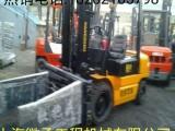 日本进口三菱5吨4.5米二手机械叉车 7吨柴油叉车