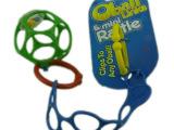 Rhinotoys Oball 魔力洞动球链条 幼儿玩具 早教玩