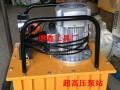 玉环液压工具 厂家直销冲孔切断 弯曲超高压电动泵母线加工机