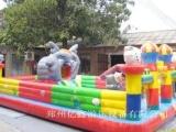 大型冲气儿童玩具,充气水上玩具,充气游乐