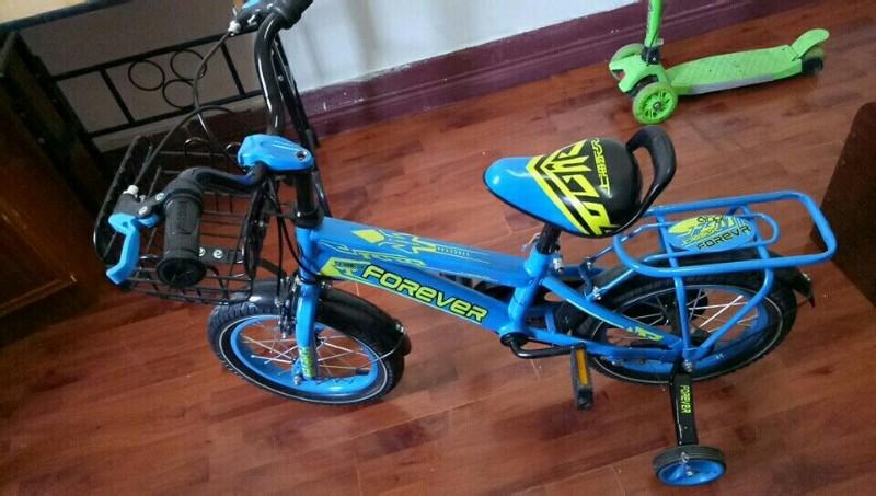 个人转让全新儿童自行车