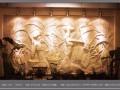 北京玻璃钢浮雕