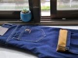 2015男装加绒裤商务牛仔厂家批发直销