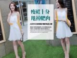 安徽阜陽低價位女裝批發市場合肥夏季最便宜靚女連衣裙5元批發