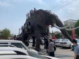 大同重型机械大象出租,机械大象出售