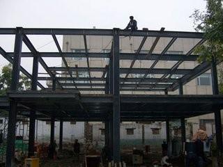 北京二层钢结构阁楼搭建