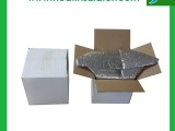 廠家定制生鮮運輸保鮮隔熱袋 氣泡膜防水遮陽鋁膜立體保溫內襯袋