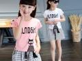 沧州摆滩哪里有厂家直销热销便宜女装短袖印花T恤爆款短袖t恤批