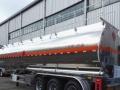 低价出售铝合金危险品油罐车