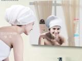 鑫飞智能防雾浴室镜壁挂卫生间镜洗手间镜面广告机触摸屏贴墙定制