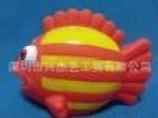 塑胶玩具 PVC玩具公仔 玩具鱼