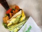 2017年菏泽最火的饼类小吃加盟果蔬营养煎饼送设备