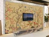 家装手绘墙 就找手绘客