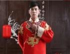 新人中式婚礼服装,主持服,喜娘服