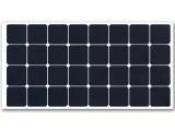 厂家定制各种规格尺寸100W单晶硅太阳能电池板