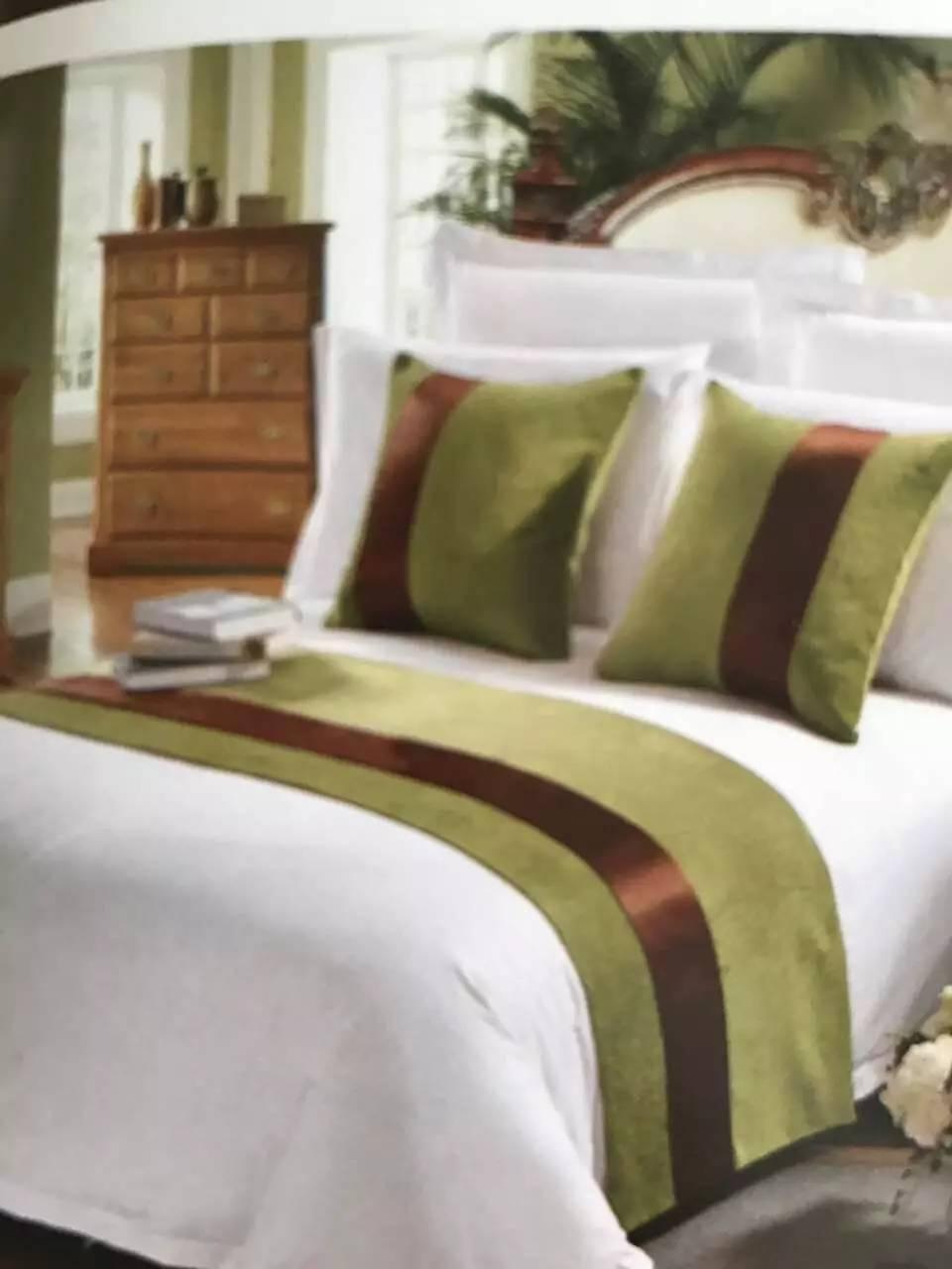 i河南铭科酒店用品专业批量定做酒店客房床上用品客房一次