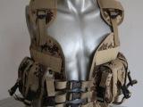 97海豹战术背心 水袋背心 户外防护安保训练CS野战 多功能马甲
