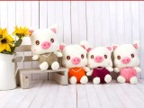 可爱毛绒玩具大号猪猪玩偶创意项链猪公仔女生礼物 一件代发
