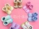 2011新款全棉婴儿袜宝宝公仔袜卡通袜子造型袜立体袜日单地板袜