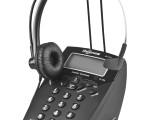 貝恩BN200客服電話機 耳機電話 來電顯示電話