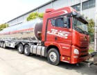 40吨油罐车 半挂运油车多少钱