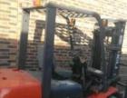 阜新二手合力叉车3吨4吨7吨半价转让