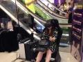 全球较好VR设备HTCvive蛋椅赛车出租