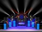 上海视听设备租赁、上海舞台灯光音响租赁、背景制作