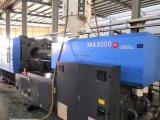 出售工厂海天800吨650吨1000吨1600注塑机