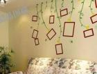 硅藻泥施工背景墙艺术墙包工包料保质量