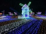 大型灯光节圣诞树生产厂家