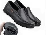 夏季软底中年男士休闲鞋真皮透气中老年男鞋爸爸鞋单鞋父亲鞋皮鞋