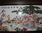 王大凡瓷板画多少钱一平尺