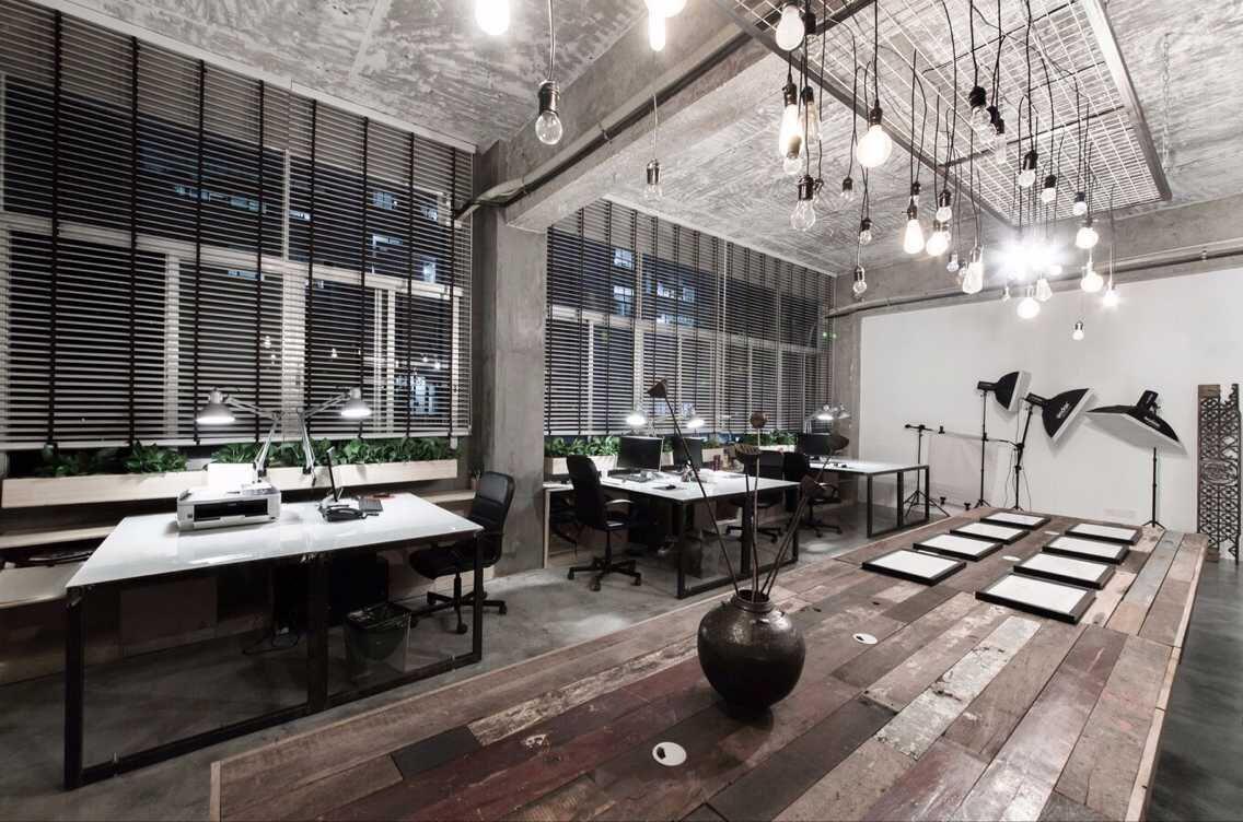 办公室装修怎么进行合理功能分区规划-联展装饰